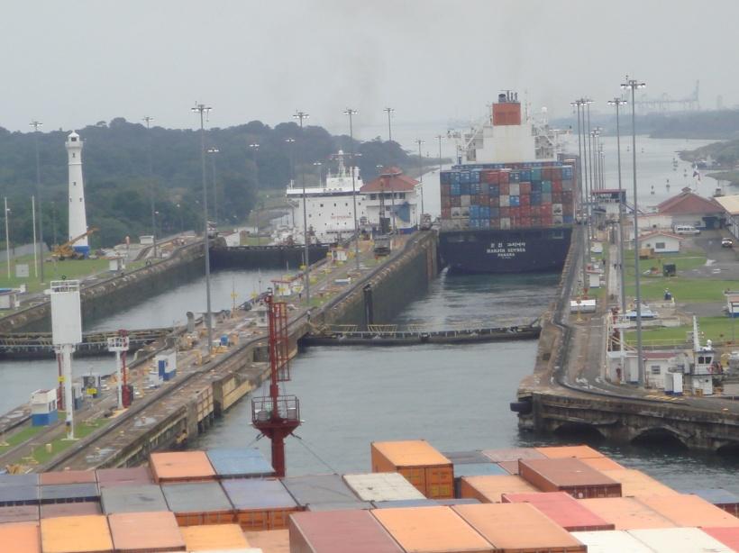 Im Panamakanal