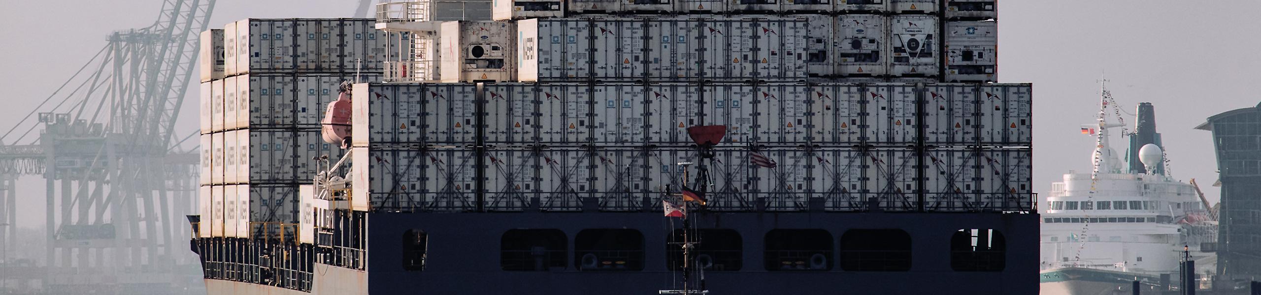 Internationale Frachtschiffreisen Pfeiffer - Frachtschiffreisen nach Kontinent