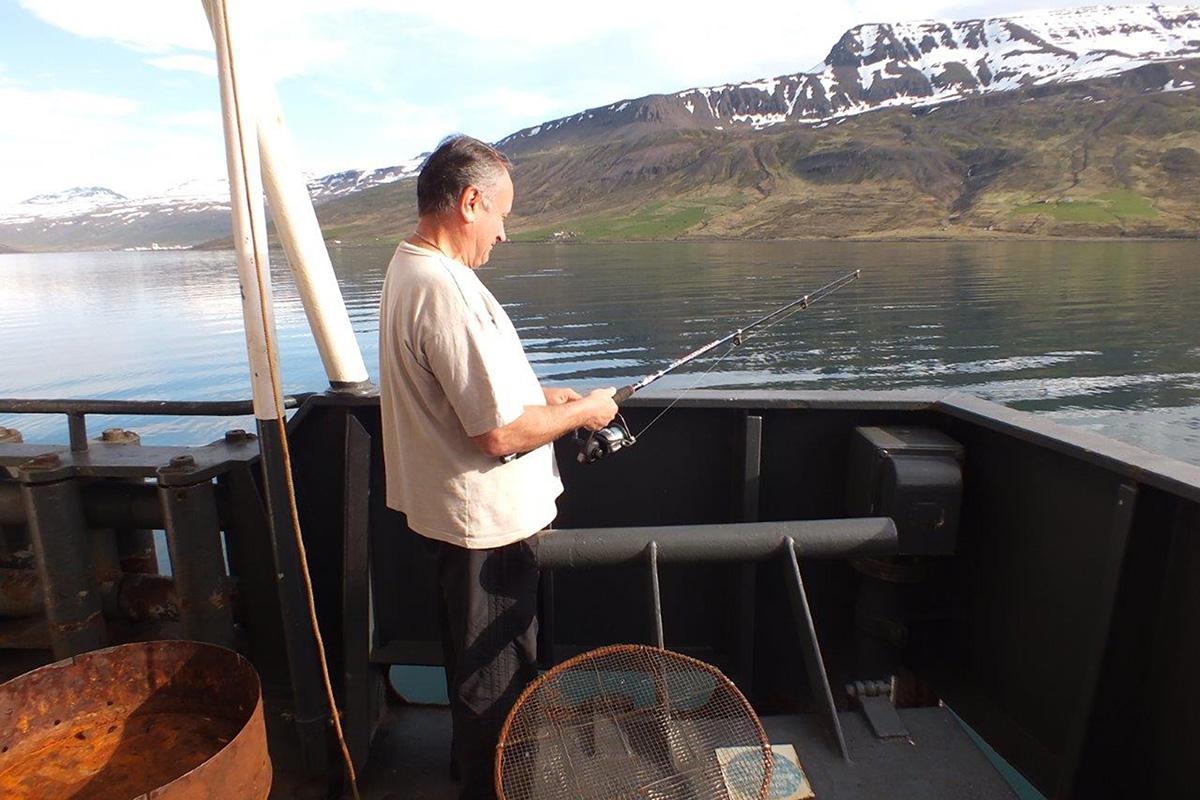 Internationale Frachtschiffreisen Pfeiffer - Von Seegang und Landgang - Angler