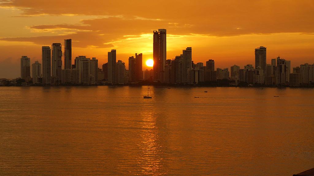 Internationale Frachtschiffreisen Pfeiffer - Von Seegang und Landgang - Cartagena