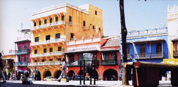 Internationale Frachtschiffreisen Pfeiffer - Von Seegang und Landgang - Cartagena 3