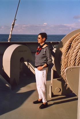 Internationale Frachtschiffreisen Pfeiffer - Von Seegang und Landgang - Ingrid Pfeiffer
