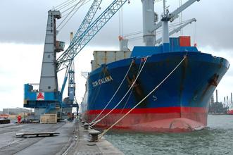 Internationale Frachtschiffreisen Pfeiffer - Von Seegang und Landgang - Ladung
