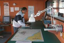 Internationale Frachtschiffreisen Pfeiffer - Von Seegang und Landgang - Navigation 3