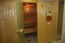 Internationale Frachtschiffreisen Pfeiffer - Von Seegang und Landgang - Sauna