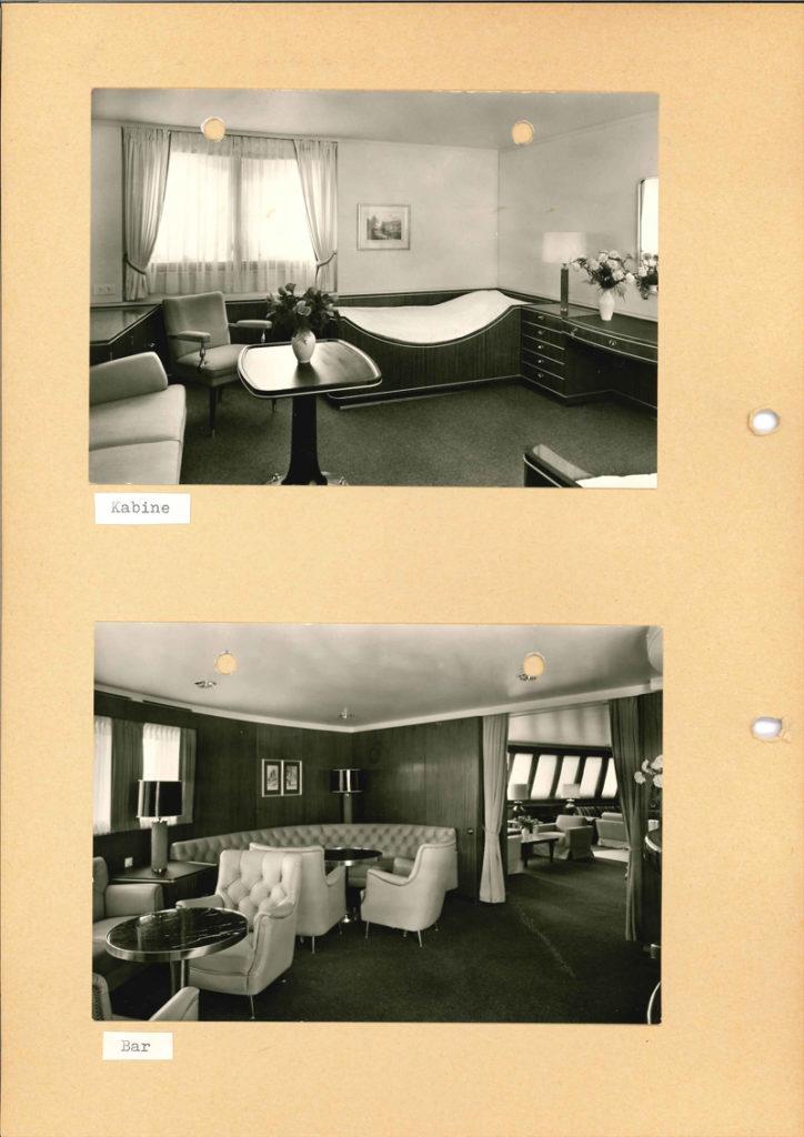 Internationale Frachtschiffreisen Pfeiffer - Reisehistorie - Reise 04.1979 - Bild 6