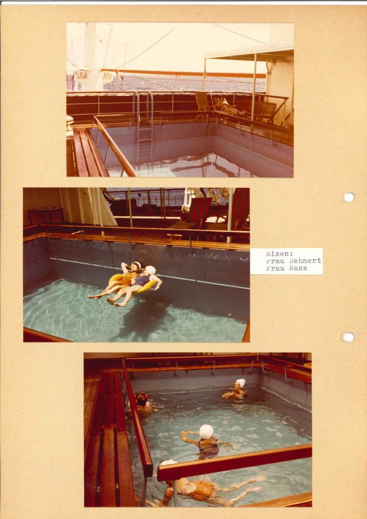 Internationale Frachtschiffreisen Pfeiffer - Reisehistorie - Reise 04.1979 - Bild 13