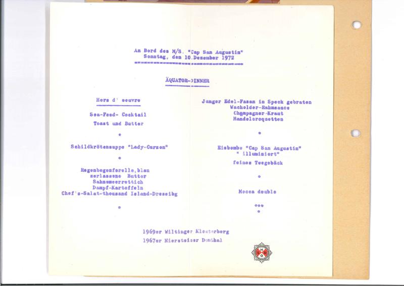Internationale Frachtschiffreisen Pfeiffer - Reisehistorie - Reise 04.1979 - Bild 14