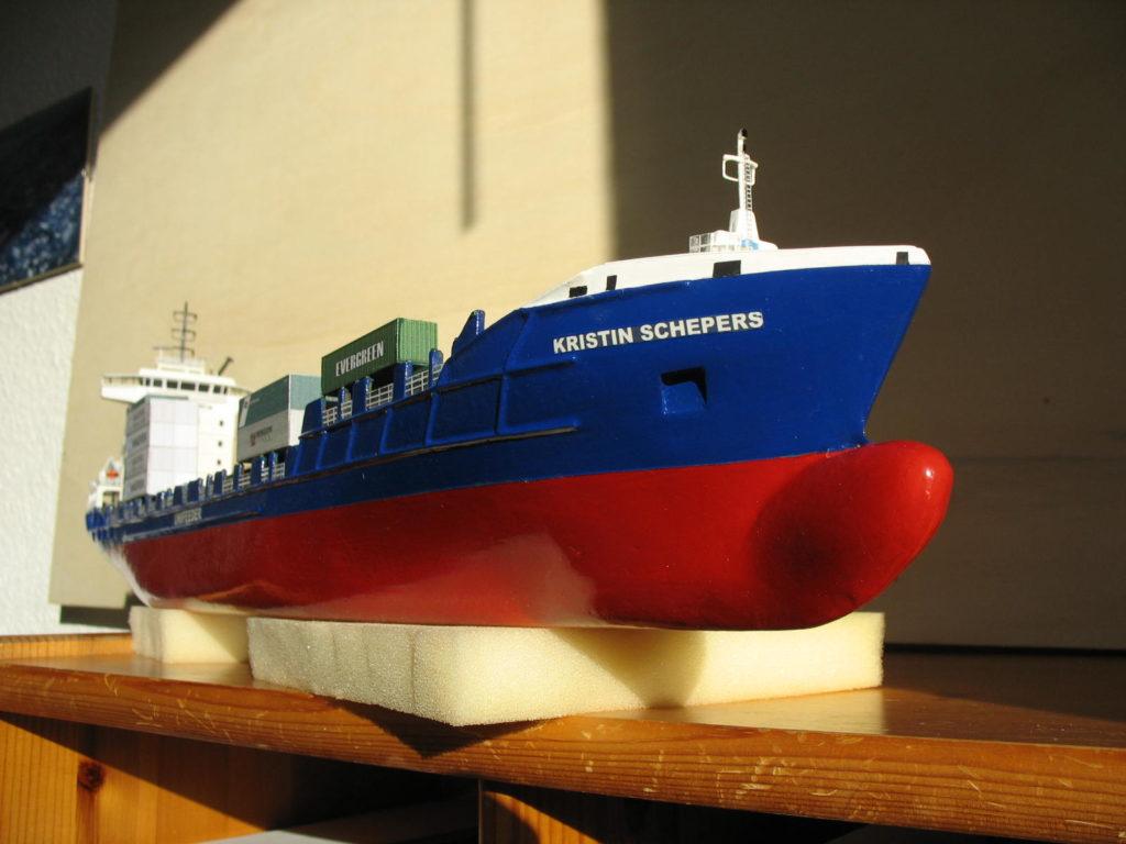 Internationale Frachtschiffreisen Pfeiffer - Einsendungen von Kunden - Frachtschiffreisen Modell - Bild 1