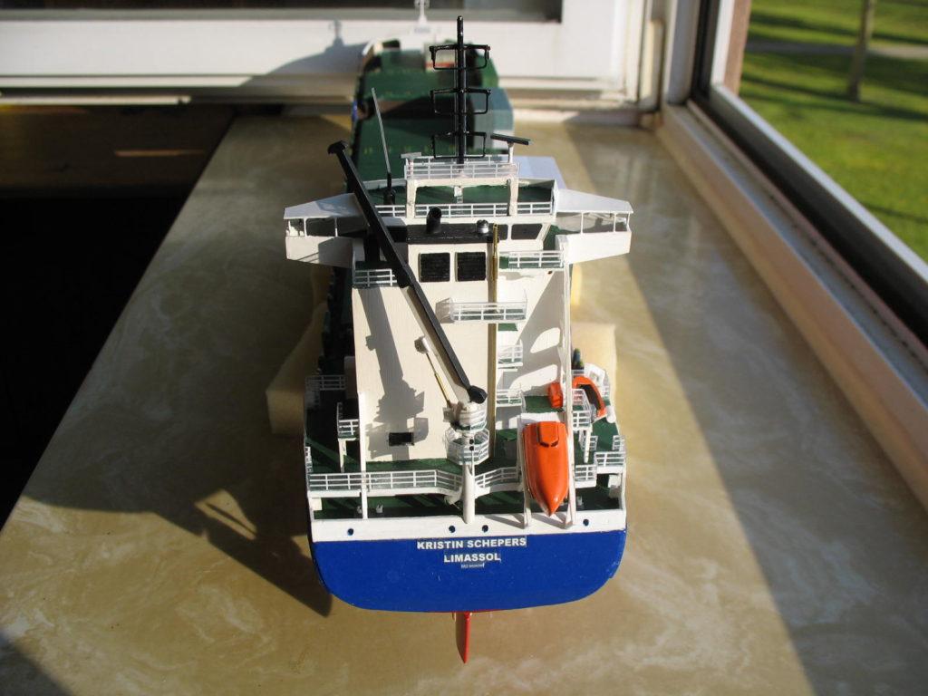 Internationale Frachtschiffreisen Pfeiffer - Einsendungen von Kunden - Frachtschiffreisen Modell - Bild 3