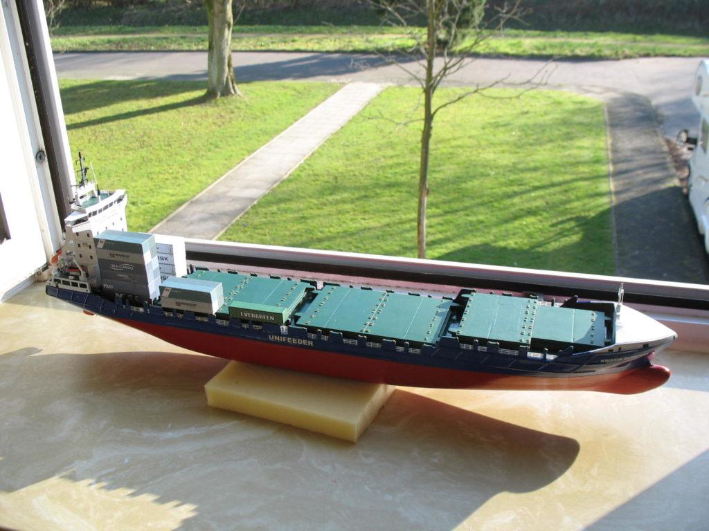Internationale Frachtschiffreisen Pfeiffer - Einsendungen von Kunden - Frachtschiffreisen Modell - Bild 4