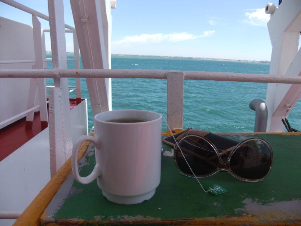 Internationale Frachtschiffreisen Pfeiffer - Einsendungen von Kunden - Urlaub pur