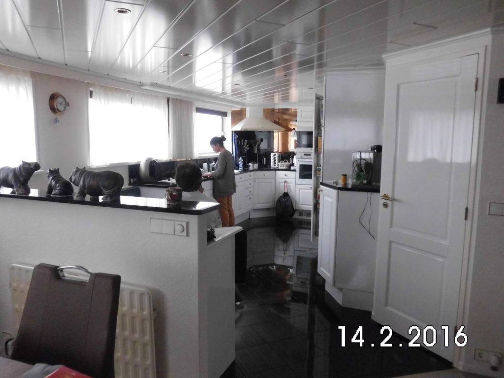Internationale Frachtschiffreisen Pfeiffer - Besonderheiten von Binnenschiffreisen - Leben an Bord 1