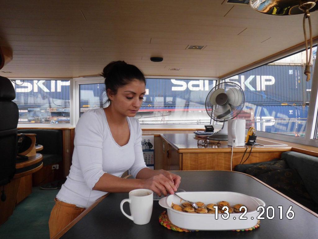 Internationale Frachtschiffreisen Pfeiffer - Besonderheiten von Binnenschiffreisen - Leben an Bord 2