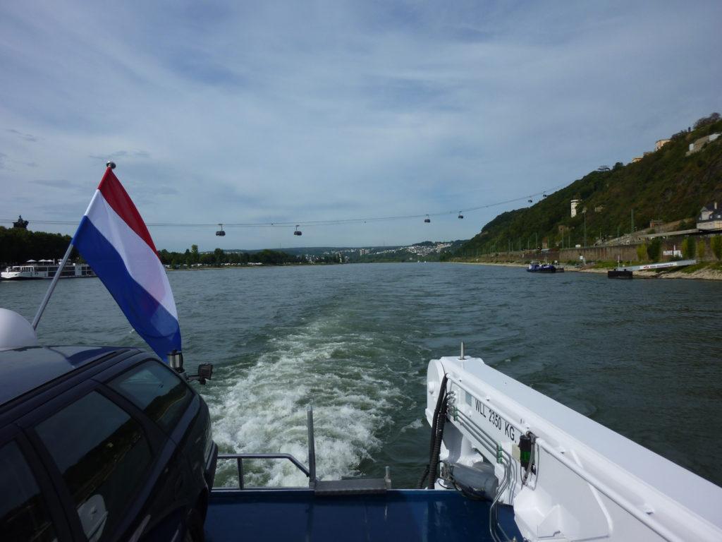 Internationale Frachtschiffreisen Pfeiffer - Besonderheiten von Binnenschiffreisen - Reiseplanung