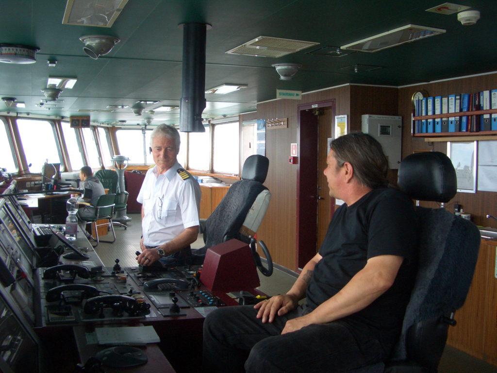 Internationale Frachtschiffreisen Pfeiffer - Besonderheiten von Frachtschiffreisen - Leben an Bord - Landgang 2