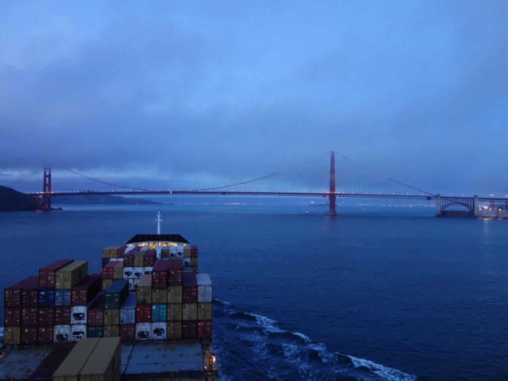 Internationale Frachtschiffreisen Pfeiffer - Besonderheiten von Frachtschiffreisen