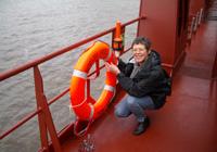 Internationale Frachtschiffreisen Pfeiffer - Reiseberichte Nordamerika 1
