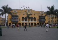 Internationale Frachtschiffreisen Pfeiffer - Reiseberichte Südamerika 3
